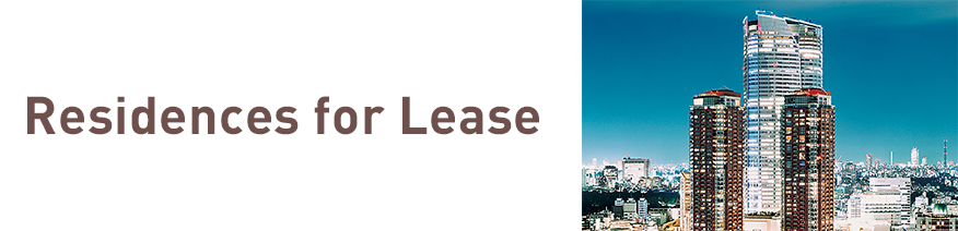 Residences for Lease