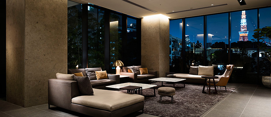 Luxury Apartments In Tokyo | MORI LIVING | Mori Building Co., Ltd.