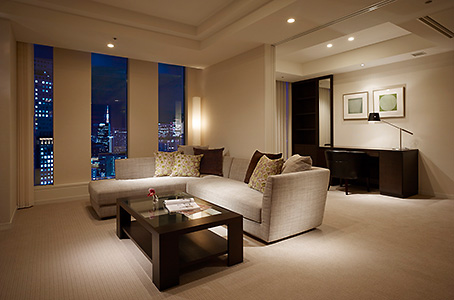 The Prudential Tower Residences Serviced Apartments