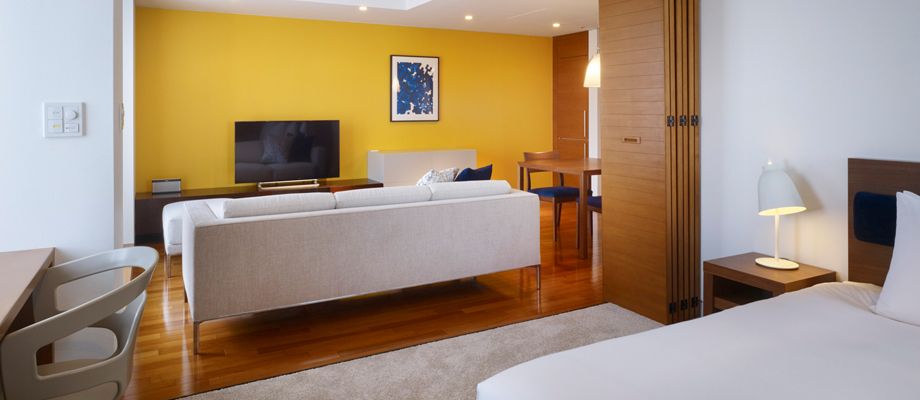 Serviced Apartments, Interior