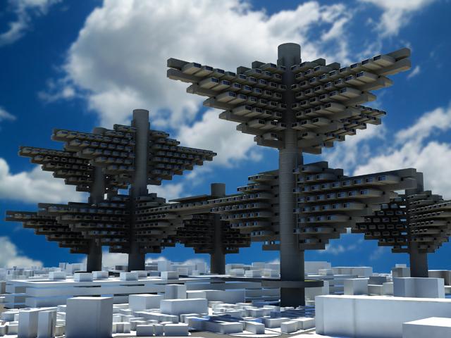 メタボリズムの未来都市展-森美術館 | 高級マンションのMORI LIVING ...